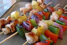 KABOBS / by Sue Anne Daves Fambrough