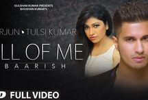 ALL OF ME  Baarish Lyrics ARJUN Tulsi Kumar