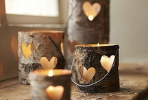 Candles / Candles for romantic mood