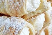 puff pastry and foods
