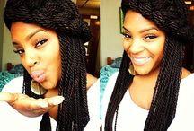 peinados africanos