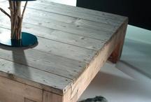 Houten meubels die je zelf kunt maken