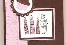 cards---Birthday  / by Donna VanGeest