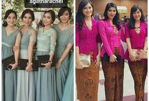 kebaya / baju tradisional