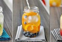 фруктовая вода