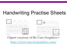 Handwriting / A wide variety of Handwriting resources created by our TeachInABox teacher sellers / members.