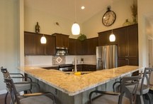 Custom Kitchen Ideas / Customizing your dream kitchen can be a huge undertaking. Let Adair Homes help inspire you by sharing some of our beautiful kitchen designs and favorite inspiration.