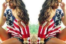 'Merica / by Brittany M. Riggs
