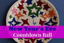 New Years Eve Theme