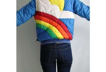 Everything Rainbow / ....because I fell in love with rainbows in the 80's.