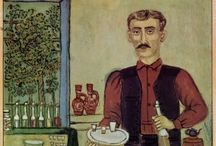 Έργα ελλήνων ζωγράφων