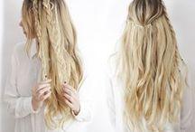Učesy na dlouhé vlasy