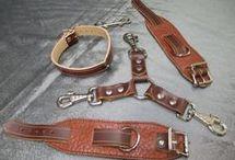 Drop Collar and cuffs