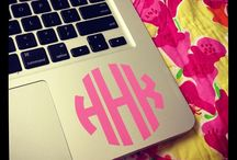 Monograms / by Maddie Clemence