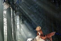 Design // Fairy tale Illustrations / by Kim Lawler