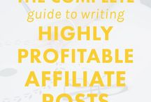 Work from home with affiliate marketing