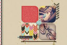My Scrapbook Layouts / by Shannon Bogan