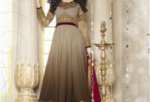long sleeve anarkali