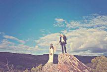 16 Mountaintop/Hike wedding with yoga