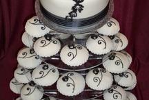 Tortas / Cupcakes negro torta
