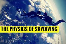 The Physics of Skydiving / MIT resources on the physics of motion and the research happening here on drag
