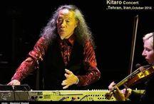 Kitaro, Concert,Tehran-Iran