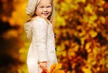Autumn poses