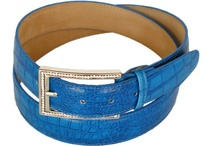 Women's belts, product made in Italy
