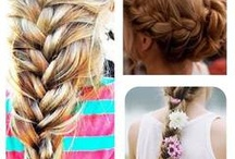 Hairstyles / by Gina Perez Morrison