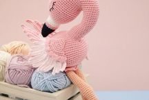 crochet fauna