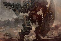 MECH & robot