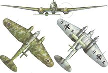 WW2 - German aircrafts