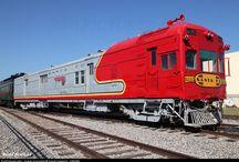 Train - ATSF - Atchison, Topeka & Santa Fe