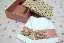 caixas presente/kits