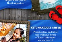 Disney water parks / Make a splash at Walt Disney World's two phenomenal water parks!