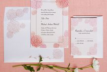 Wedding: Invitations / by Katelyn Jackson
