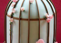 Hemisphere cakes