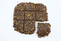 Goodies / Healthy treats that everyone can enjoy with no regrets! Mostly gluten and dairy free.