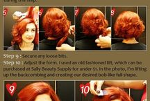 Hair Tutorials / by Ogle School Hair & Nails