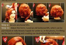Hair Tutorials / by Ogle School Hair, Skin & Nails