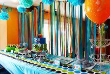 Birthday Ideas For G Man  / by Amanda H.