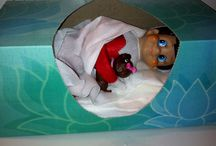 Elf on the shelf ideas / Ideas and inspiration for our December tradition of Elf on a Shelf.