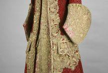 Costume baroque / Art baroque