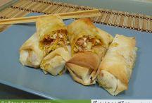 Recetas chinas en Thermomix / Recetas de la cocina china preparadas con la Thermomix http://www.recetasdethermomix.es/recetas-chinas.html