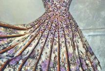 花のドレス好き❤