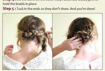 Hair / by Tessa Mullis