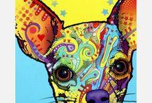 Favorite Animal Art / Love all animals!! / by Suz Strauss