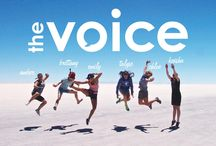 The Voice / 'The Voice' is is an on campus student magazine written by the students, for the students at Avondale. Here are the monthly editions!