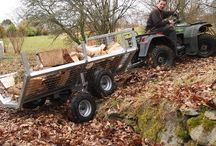 Woodland Arborist Tree Surgeon Equipment Machinery / Fresh Group Products supply cost effective, labour saving machinery and equipment across the UK and Europe to the Woodland and Arborists' industry. To find  out more contact us at http://www.fresh-group.com Please Like and Repin or Follow us!
