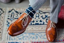 Men's Dress Shoes / Men's dress shoes that make you like nice like J. Gatsby